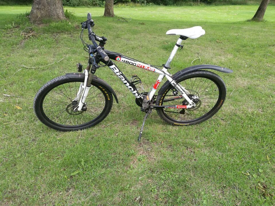 andet mærke, anden mountainbike, 24 gear