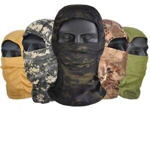 Details about  /6Pcs Pasamontañas Calavera Militar Mascara De Moto Para Frio Balaclava Face