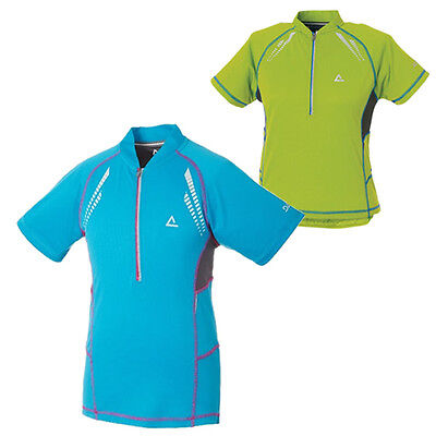 Dare2b Hotfoot Kids Cycle Jersey Active T-Shirt Girls Boys Cycling Top DKT018