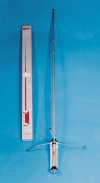 Venom High Gain 1/2 wave Silver Rod type Antenna Home Base CB Aerial
