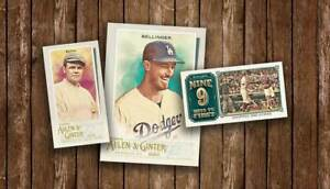2020-Topps-ALLEN-amp-GINTER-BASE-TEAM-SET-Seattle-Mariners-PRESALE-9-16