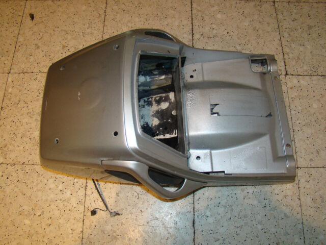 BMW K 100 LT 1987 - CARENAGE COQUE ARRIERE + POIGNEE MAINTIEN PASSAGER