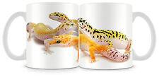 Leopard Gecko Mug  Lizard Reptiles