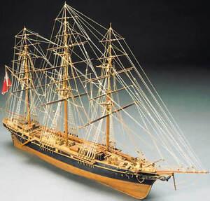 Mantua Thermopylae. Tea Clipper 1: 124 Scale (791) Maquette en bois pour bateau