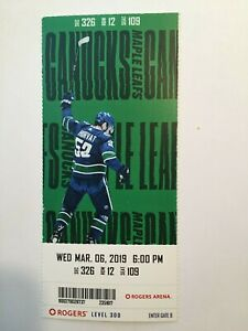 f6c526a13d0 Image is loading VANCOUVER-CANUCKS-VS-TORONTO-MAPLE-LEAFS-MARCH-6-