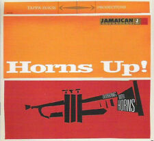 TAPPA ZUKIE PRODUCTIONS HORNS UP DUBBING WITH HORNS NEW CD £9.99