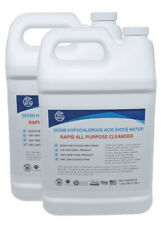 2 Gallon Lot Concentrated Disinfectant Amp Sanitizer Hypochlorous Acid Hocl Ulv