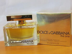 63d56fd29c945 Dolce   Gabbana ~ The One ~ Perfume Women 1.6 oz Eau De Parfum Spray ...