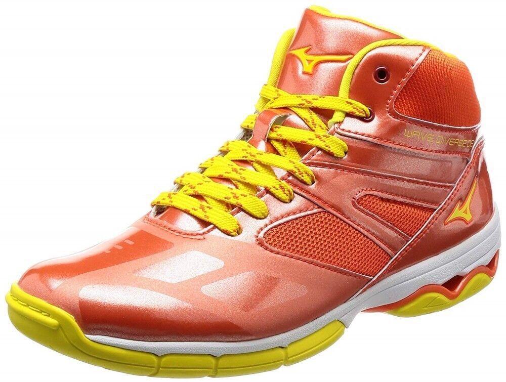 Zapatos De Baile Fitness Mizuno Wave diversos de K1GF1774 Naranja Envío Gratuito