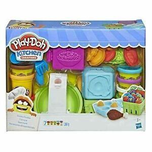 Hasbro Play-Doh E1936EU4 - Supermarkt Knete, für fantasievolles und kreatives...