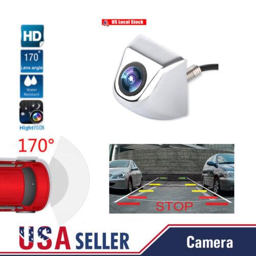 120-170° Car HD Rear View Reverse Backup Camera Waterproof IR Night Vision CMOS