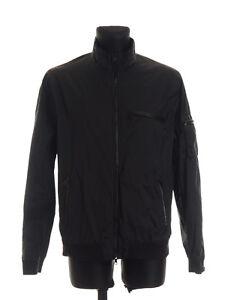 ARMANI-EXCHANGE-Men-039-s-Black-Jacket-Size-XL