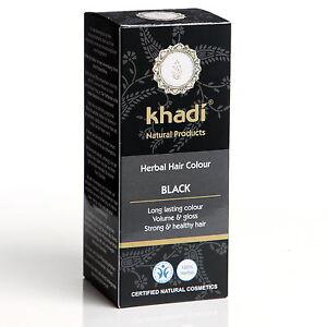 Khadi-Tinte-Para-Pelo-de-hierbas-negro-largo-color-DURADERO