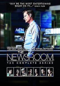 The Newsroom Stagioni 1 A 3 Collezione Completa DVD Nuovo DVD (1000543953)