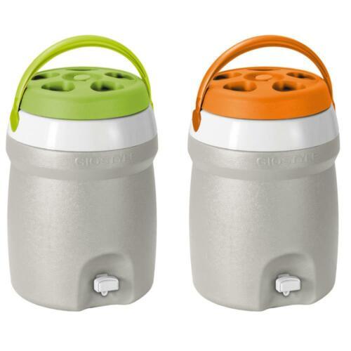 Bottiglia termica giostyle ciao 10lt thermos rubinetto e maniglia 26x28x40 cm