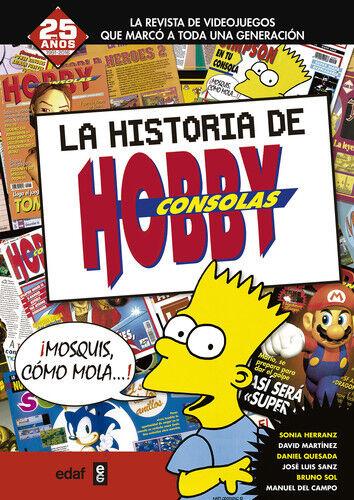 Historia de hobby consolas 1991-2001. NUEVO. Envío URGENTE. INFORMATICA