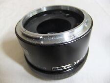 Camera lens EXTENSION TUBE auto for CANON SLR  VIVITAR AT-4 FL-FD 36 mm  ..X7