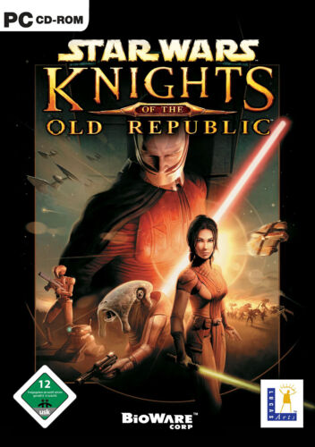 1 von 1 - Star Wars Knights Of The Old Republic (PC 2003, Nur der Steam Key Download Code)