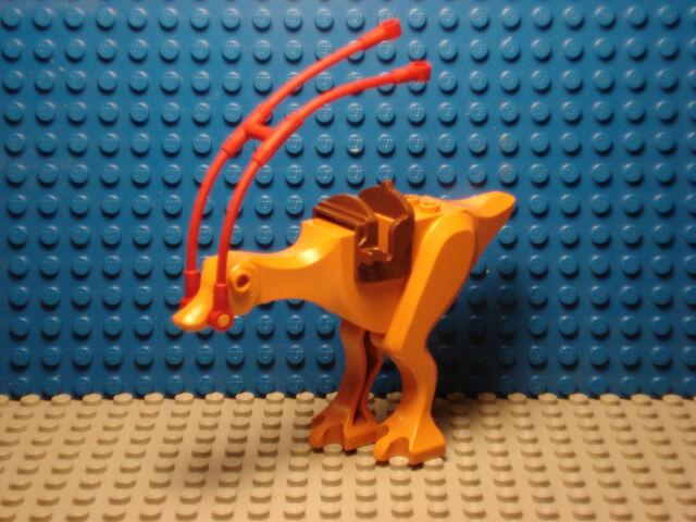 EARTH ORANGE LEGO LEGOS -  Star Wars Creature NEW Kaadu Gungan Beast