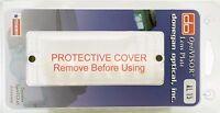 Donegan Al-15 Acrylic Optivisor® Al Lens Plate 5, 2.5x Magnification At 8