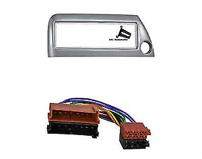 KIT-ENTOURAGE-AUTORADIO-FORD-KA-CABLE-ISO-ANTENNE-FM-COMPLET-GRIS-NEUF