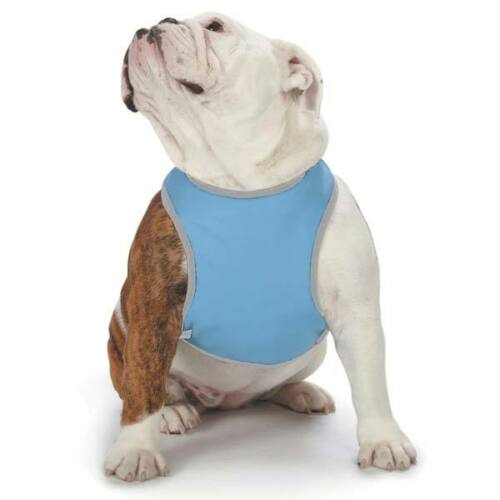 Reflective Harness That Cools Your Dog COOL PUP HARNESS Summer Dogs Heat Relief