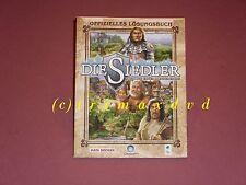Offizielles Lösungsbuch _Die Siedler VI (6) Aufstieg eines Königreichs TOP-Zust.