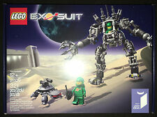 Lego Ideas Exo Suit 21109 Classic Space Man Pete + Yve CUUSOO Retired NEW