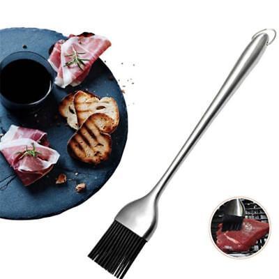 1 Stück Silikon Backformen Brot Koch Pinsel Backöl BBQ Basting Pinsel H-E