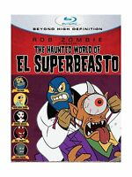The Haunted World Of El Superbeasto [blu-ray] Free Shipping