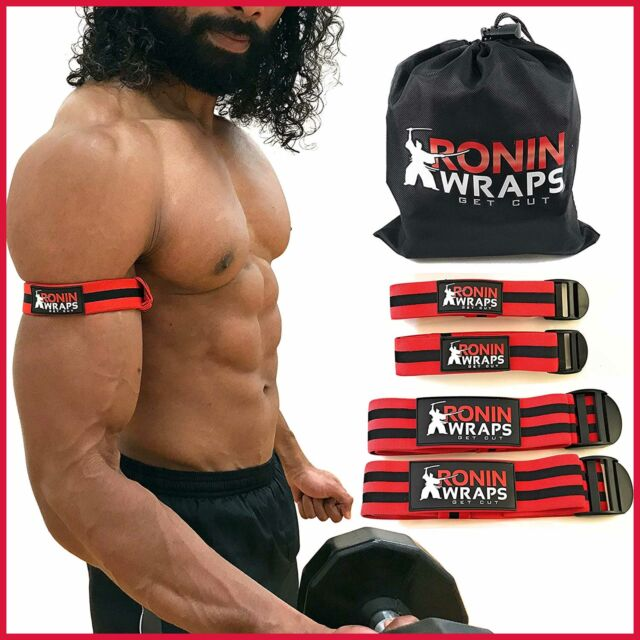 BFR BANDS Occlusion Training Bands 2 in Rigid Edition Blood Flow Restriction