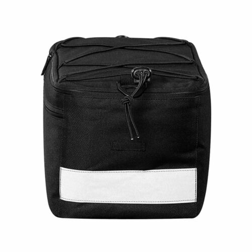 Cycling Insulated Trunk Cooler Bag Bicycle Bike Rear Seat Bag Luggage Rack Bag