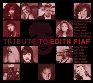 Various-Edith-Piaf-TRIBUTE-Tribute-to-Edith-Piaf-DONNA-SUMMER-CD-NUOVO