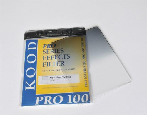 Kood Pro 100 Serie nd-2 Luz Gris Graduado encaja Cokin Serie Z de ndx2 Gg1