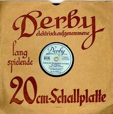 """KARKOFF-ORCH. Zuerst ein Schnäpschen und dann ein Küßchen    """"Derby""""20 cm M61"""