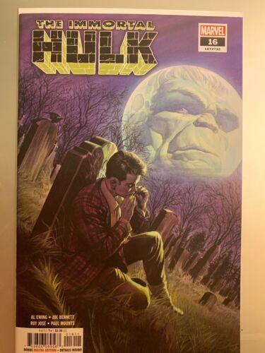 Immortal Hulk 16 Covers Alex Ross NM