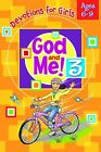 God and Me 3: Devotions & More for Girls Ages 6-9 by Kathy Widenhouse (Spiral bound, 2010)