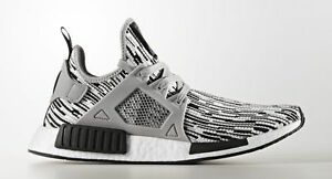 Adidas-Original-Men-039-s-NMD-XR1-PK-034-Glitch-Grey-034-NEW-AUTHENTIC-BY1910