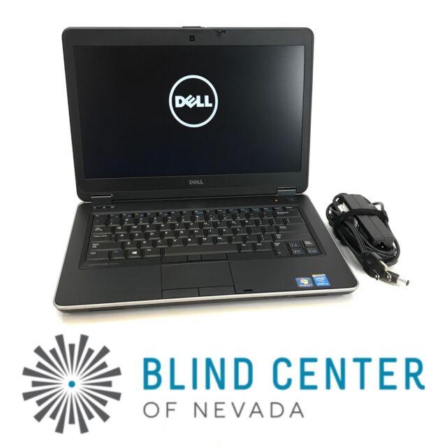 Dell Latitude E6440 i5-4300MCPU 2.60 GHz 8GB DDR3L 500GB HDD WIN 10 PRO 64BIT