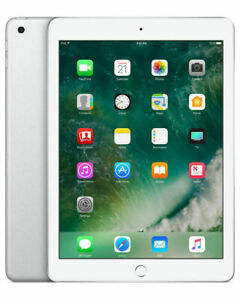 Renove-Apple-iPad-5th-Gen-32-Go-Retina-Wi-Fi-9-7-034-Blanc-Grade-Bon-etat-EXCELLENT