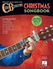 ChordBuddy Guitar Christmas Songbook Only - Sheet Music Chord Buddy 00128841