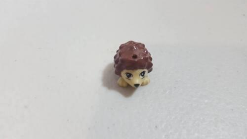 Element 6019107 Lego Tan Hedgehog New Part 12203 98389pb01