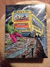 Vintage 1980S The Incredible Hulk Puzzle