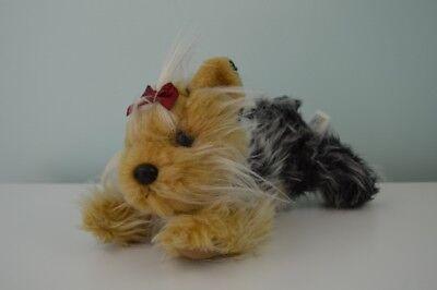 Yorkie Puppy Dog Plush Stuffed Animal