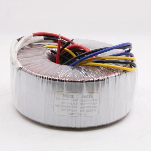 300VA Toroid Transformer 115V//230V to 28V-0-28V 28V-0-28V for NAP200 AMP board