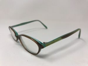 220550eb04 Image is loading Morgenthal-Frederics-Thelma-Eyeglasses-49-16-SLIGHT-BEND-