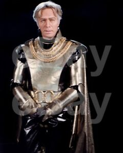 Starcrash (1979) Christopher Plummer 10x8 Photo