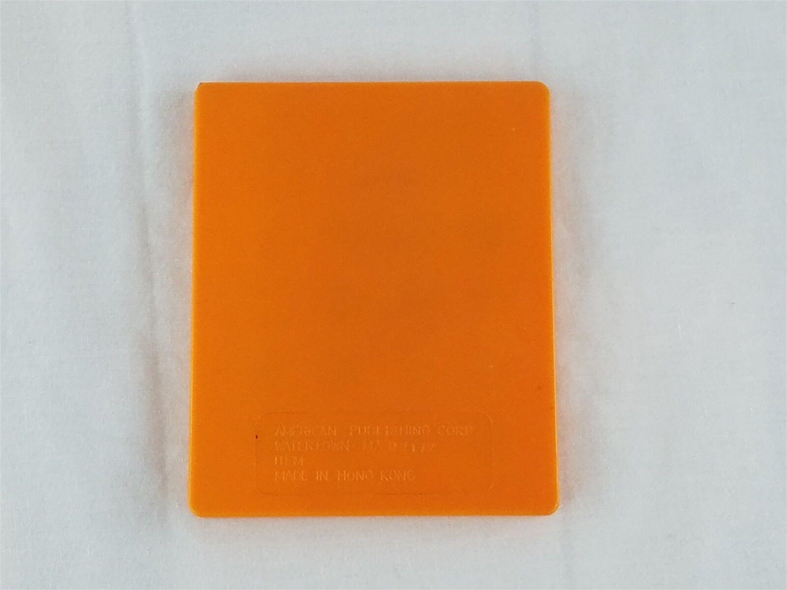DUNGEONS AND DRAGONS KNIGHT KNIGHT KNIGHT PALADIN RIDING PUZZLE SET  orange TSR 42b075