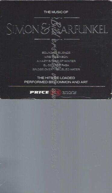 CD--VARIOUS--THE MUSIC OF SIMON & GARFUNKEL
