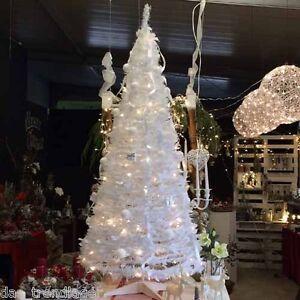 k nstlicher weihnachtsbaum led wei gr n one minute tree. Black Bedroom Furniture Sets. Home Design Ideas